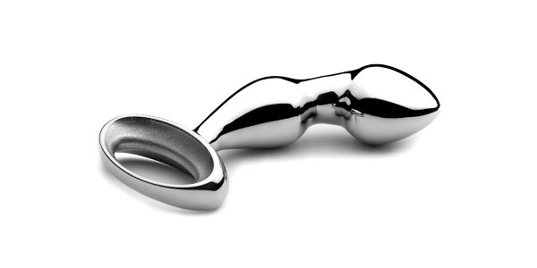 njoy stainless steel Pfun Plug engineered for the prostate.